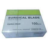 GEA Surgical Blade 100pcs No.10 [NG-AK0021]
